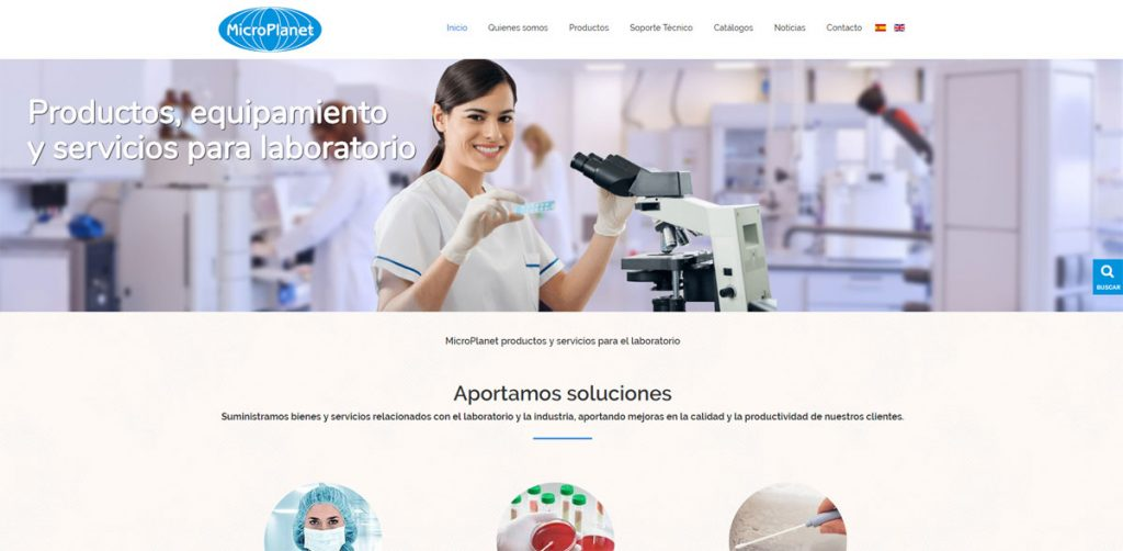 web-microplanet-laboratorios